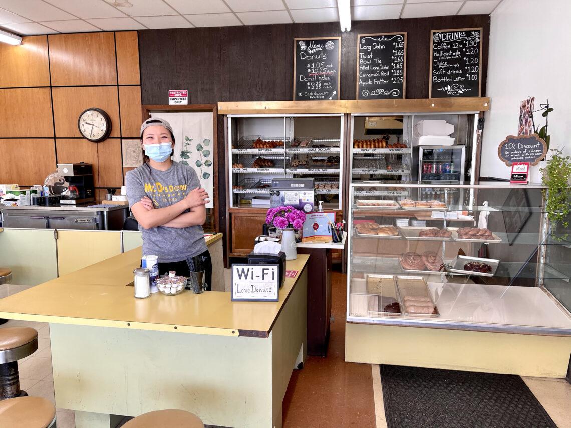 Mr. D's Donut Shop Shawnee KS