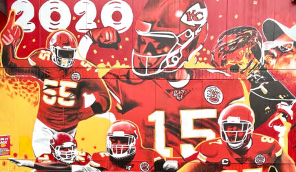 Where to Find Kansas City Football Murals